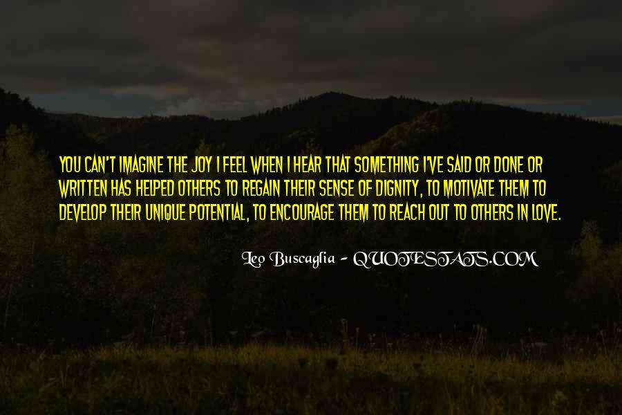 Love Out Of Reach Quotes #1259091