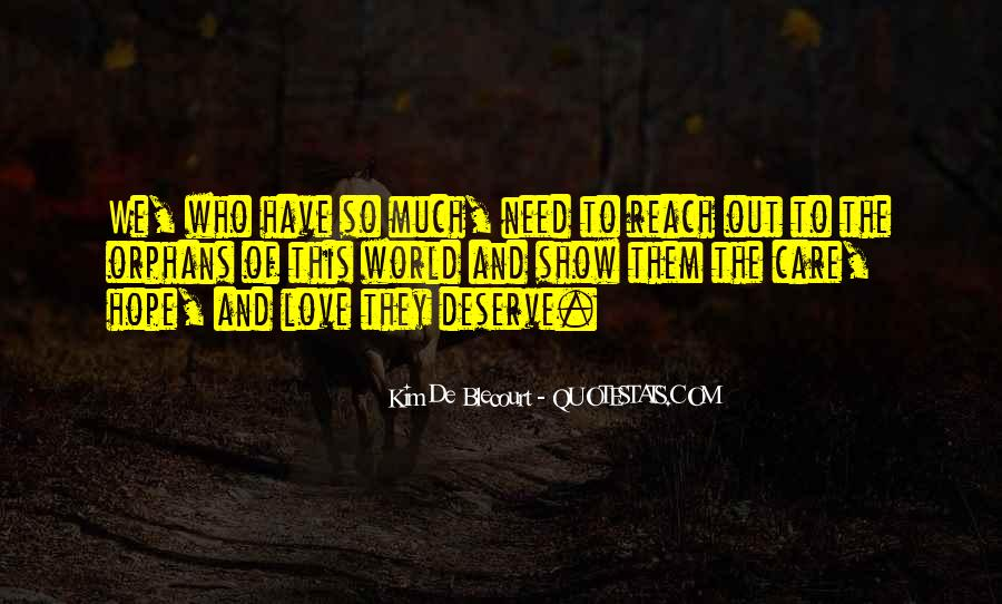 Love Out Of Reach Quotes #1572577