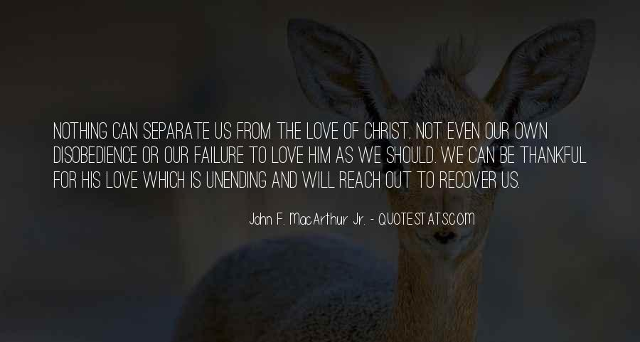 Love Out Of Reach Quotes #1611382