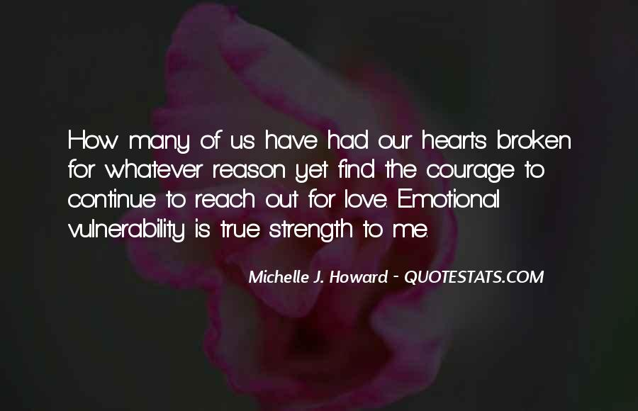 Love Out Of Reach Quotes #1642852