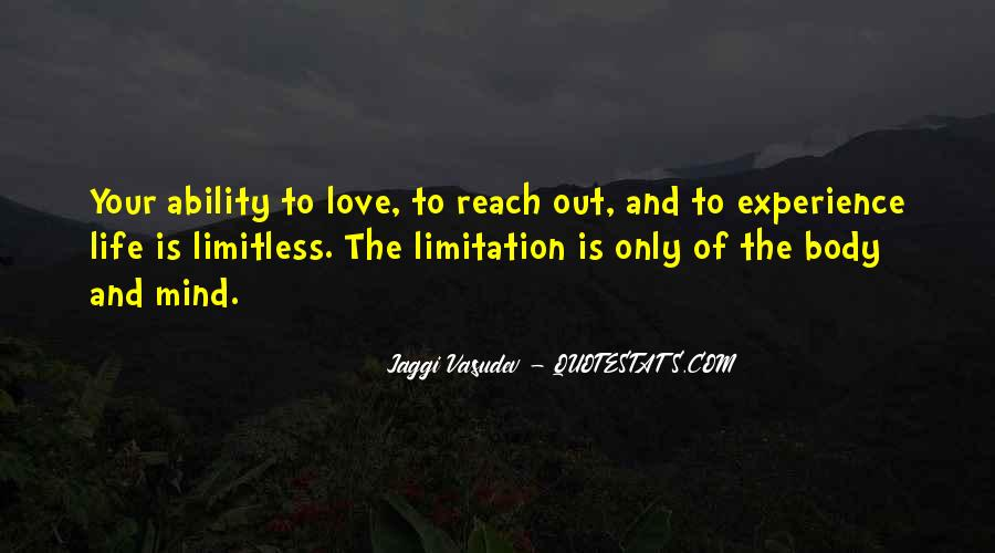 Love Out Of Reach Quotes #262133