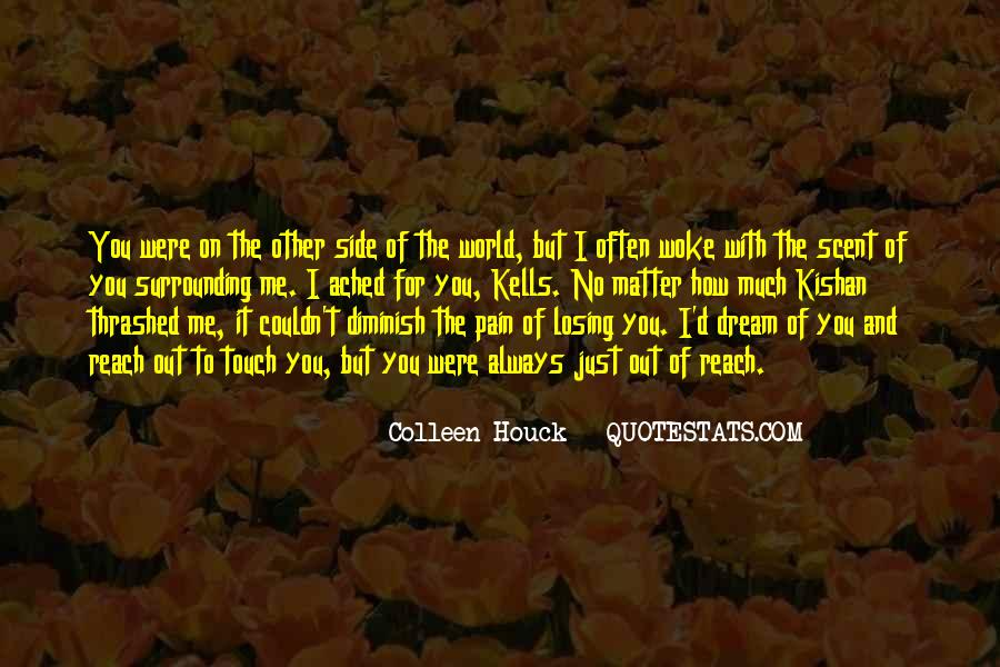 Love Out Of Reach Quotes #312545