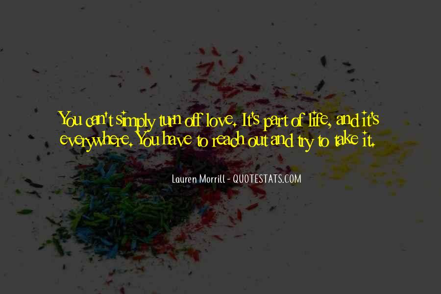 Love Out Of Reach Quotes #326879