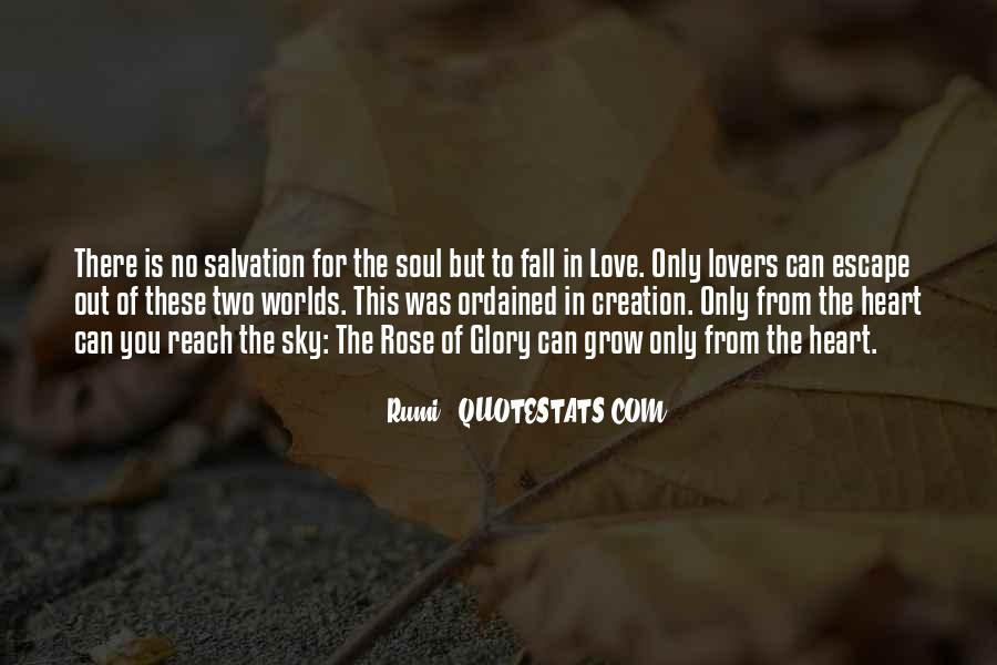 Love Out Of Reach Quotes #410914