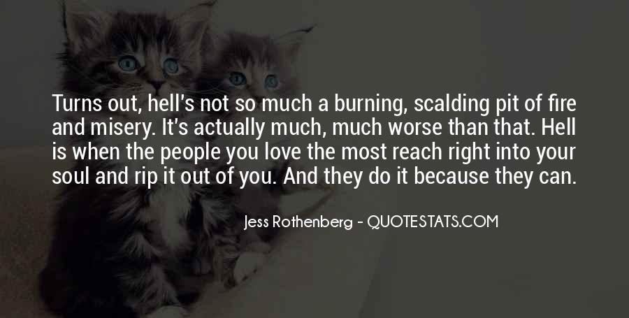 Love Out Of Reach Quotes #980330