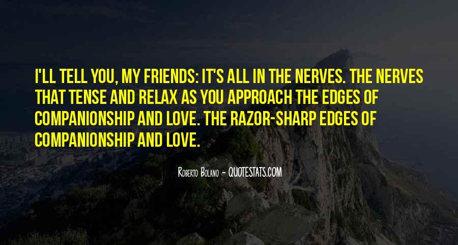 Love Past Tense Quotes #295158