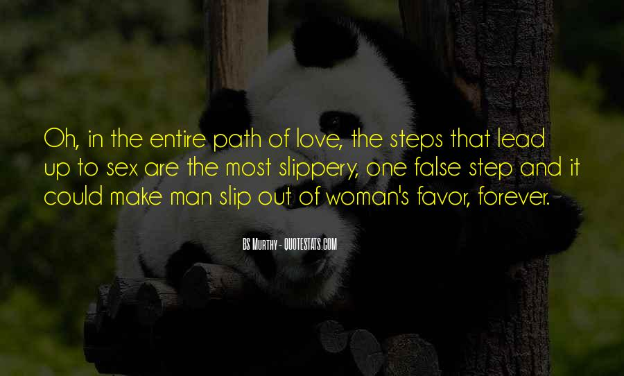 Love Path Quotes #322475