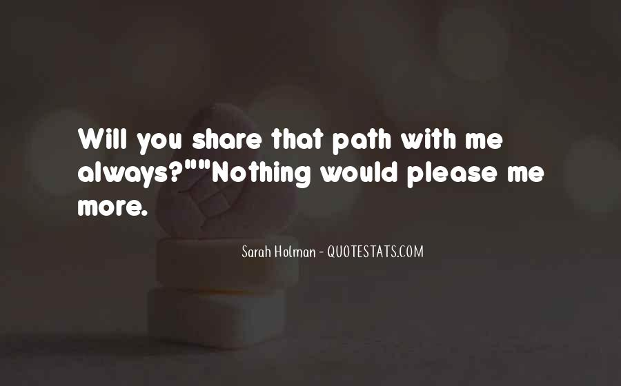 Love Path Quotes #409128