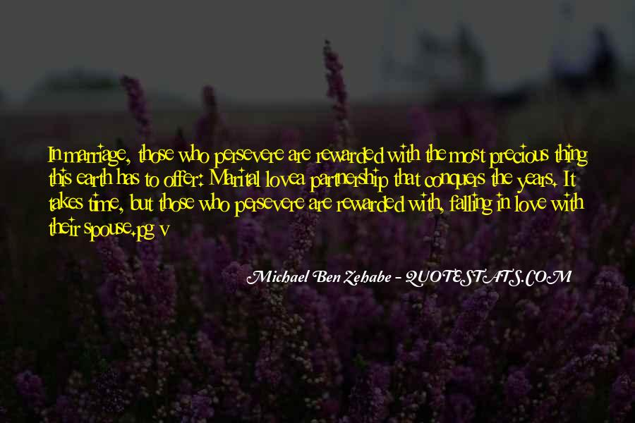Love Persevere Quotes #1778068