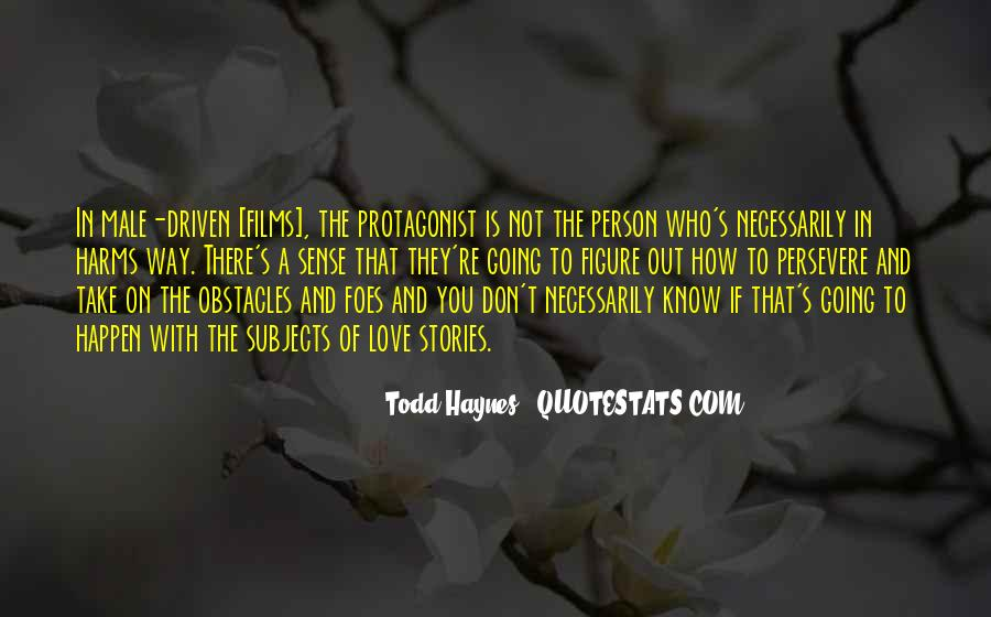 Love Persevere Quotes #358022