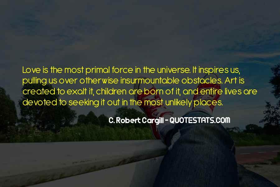 Love Primal Quotes #1115407