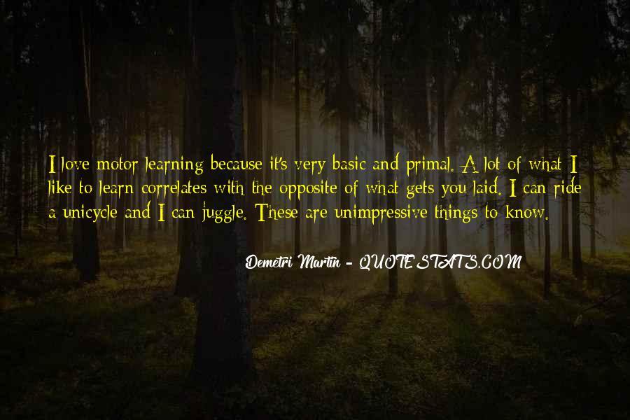Love Primal Quotes #1272335