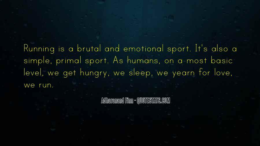 Love Primal Quotes #1296295