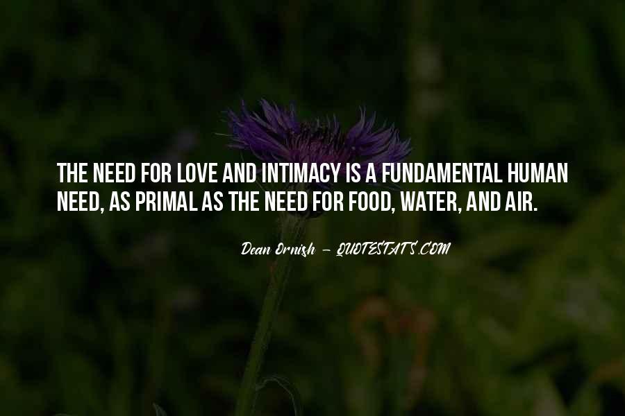 Love Primal Quotes #1680222