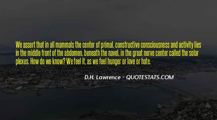 Love Primal Quotes #1812323