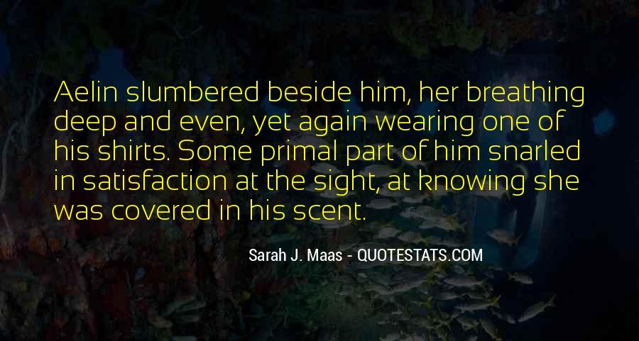 Love Primal Quotes #1816159