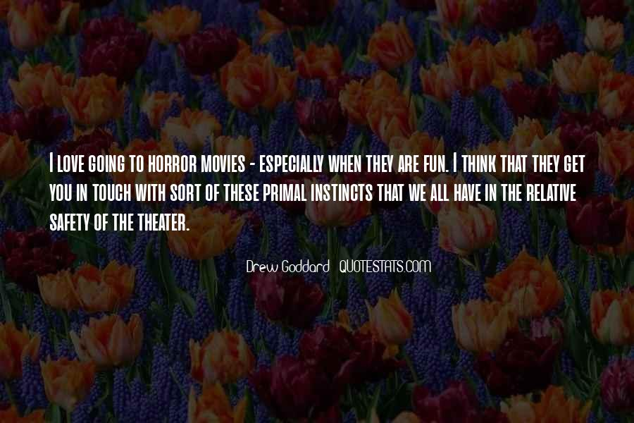 Love Primal Quotes #194862