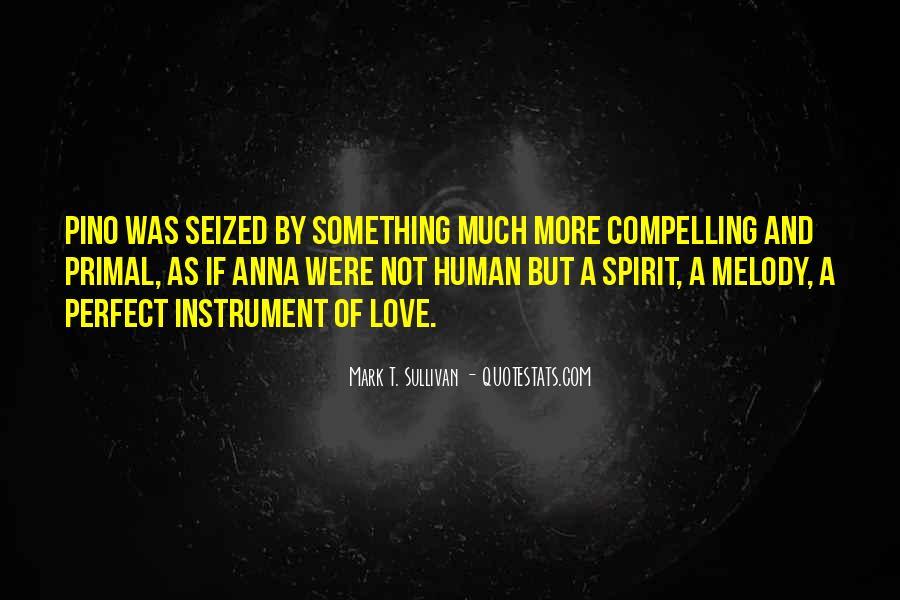Love Primal Quotes #196293