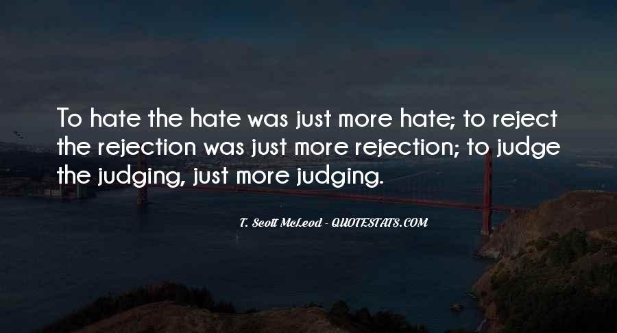 Love Rejection Acceptance Quotes #1548981