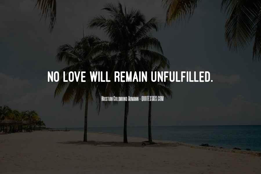 Love Remain Quotes #642645