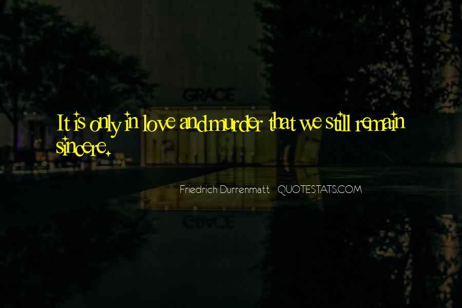 Love Remain Quotes #98412