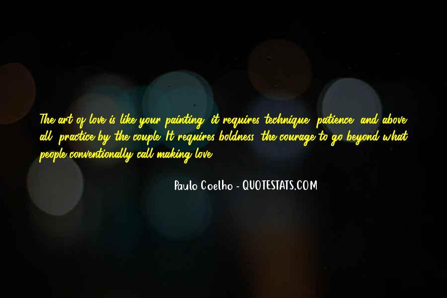 Love Requires Quotes #596591