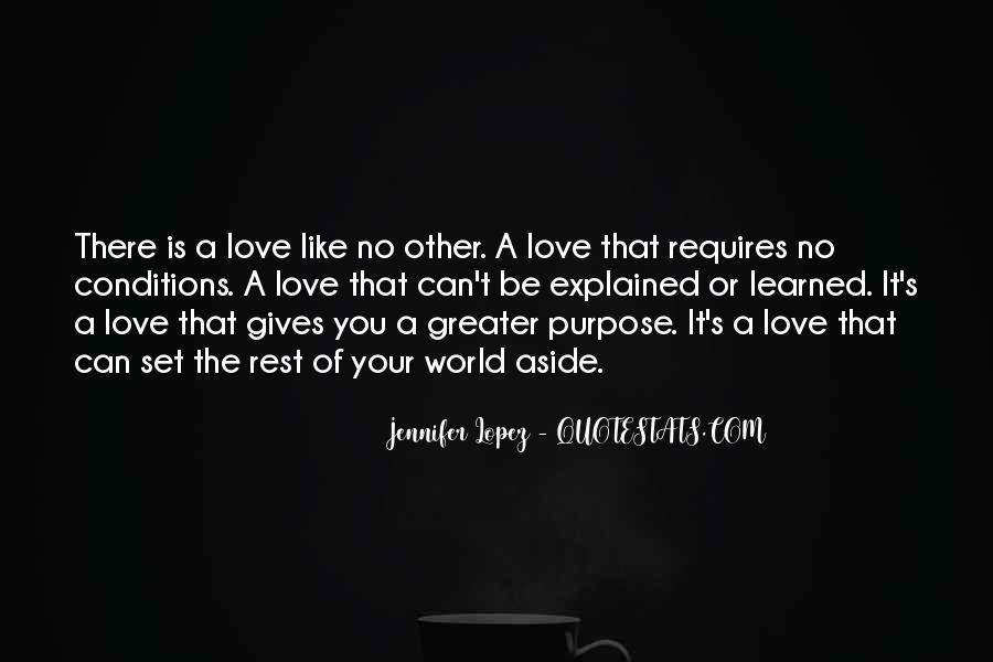 Love Requires Quotes #662904