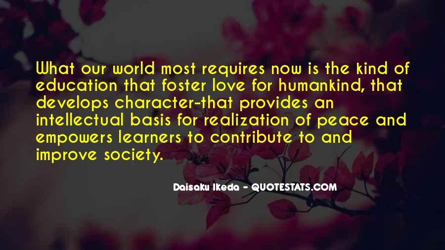 Love Requires Quotes #783783
