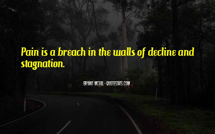 Quotes About Declination #34139