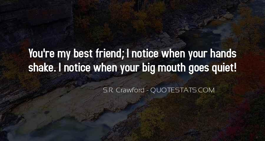 Love Support Friendship Quotes #1798086