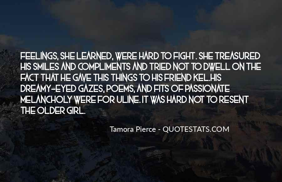 Love The Girl Quotes #221591