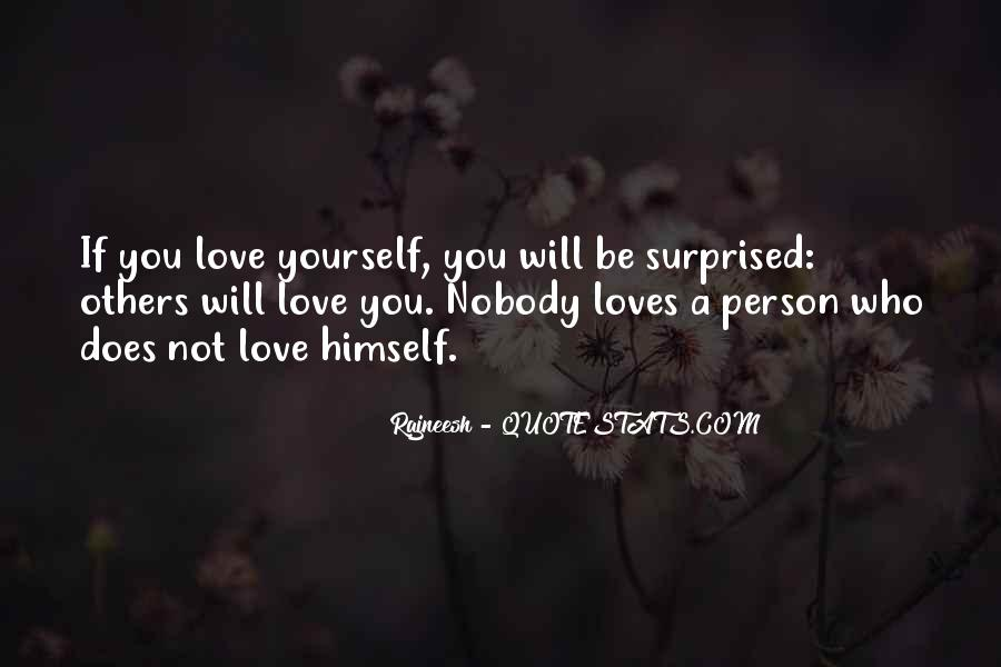 Love The Person Who Loves You Quotes #107450