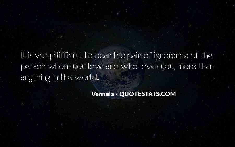 Love The Person Who Loves You Quotes #1608090