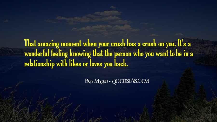 Love The Person Who Loves You Quotes #1756303