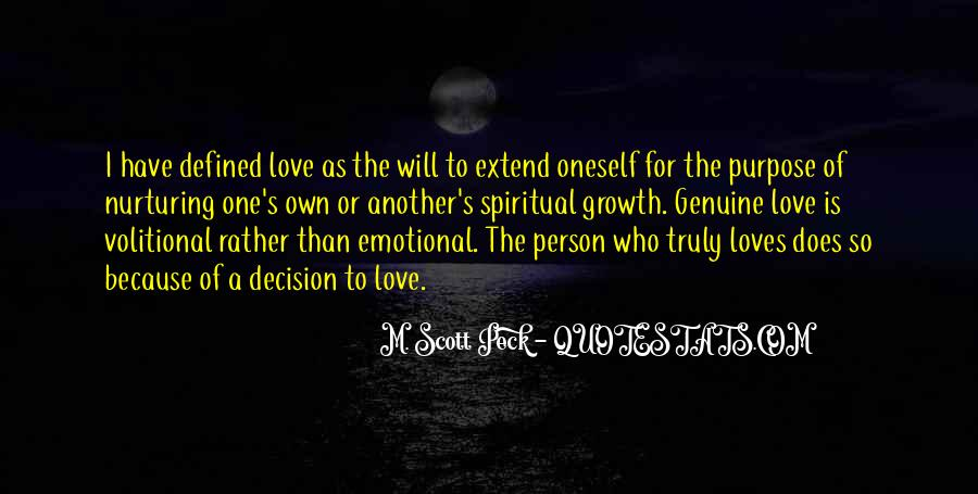 Love The Person Who Loves You Quotes #45961