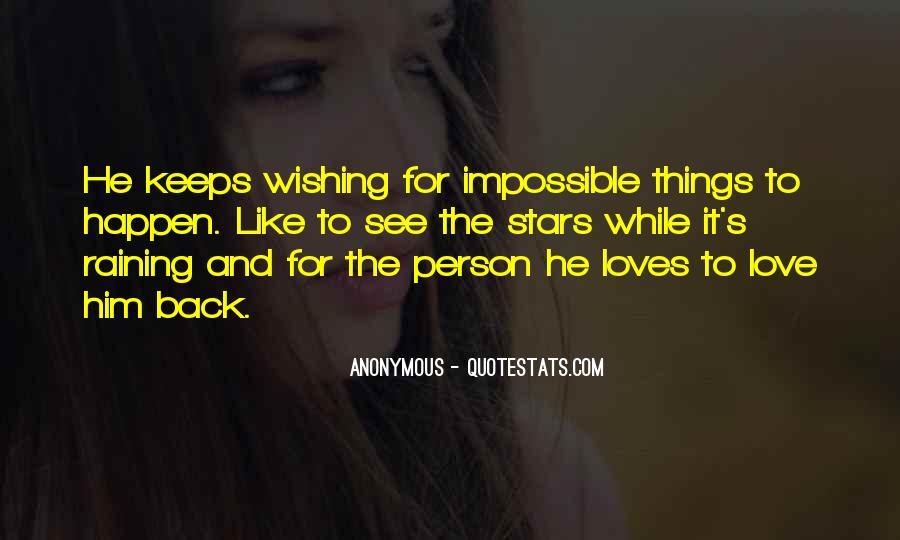 Love The Person Who Loves You Quotes #566061