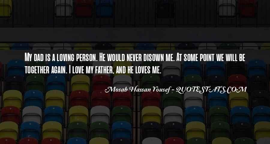 Love The Person Who Loves You Quotes #609658