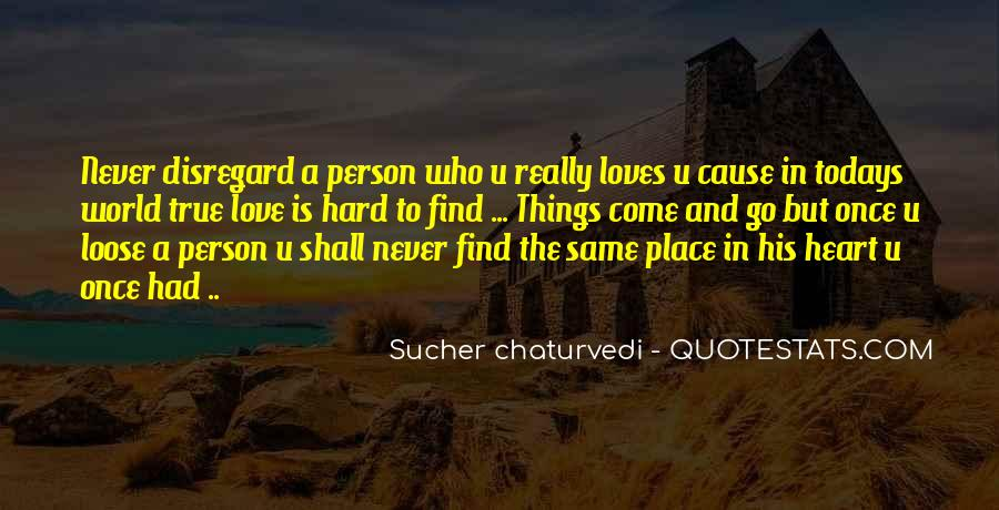 Love The Person Who Loves You Quotes #703391