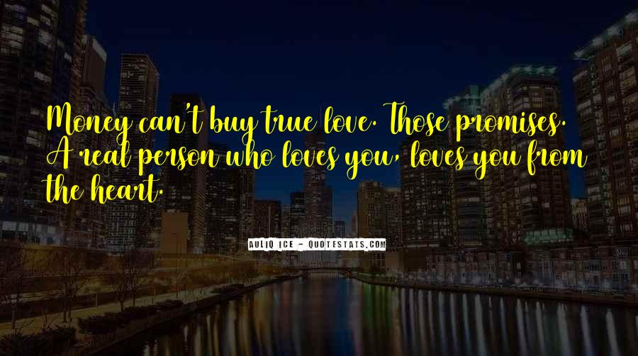 Love The Person Who Loves You Quotes #98447