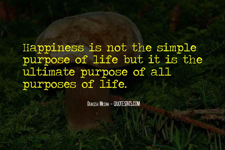 Love The Simple Life Quotes #1092580