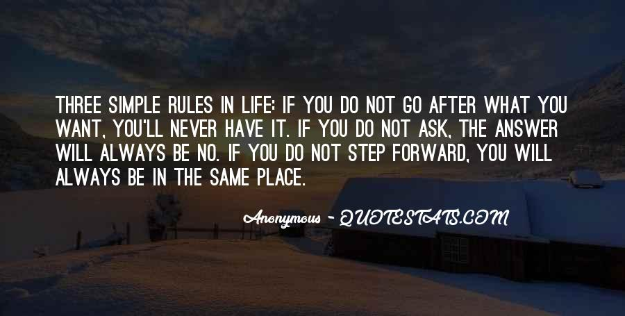 Love The Simple Life Quotes #1109127