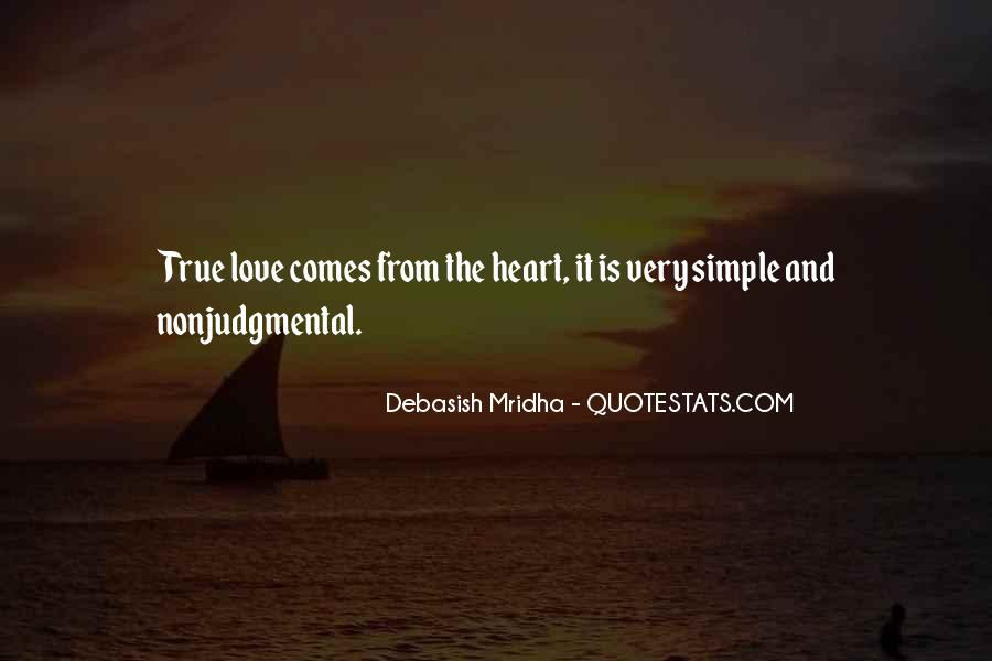 Love The Simple Life Quotes #1374407