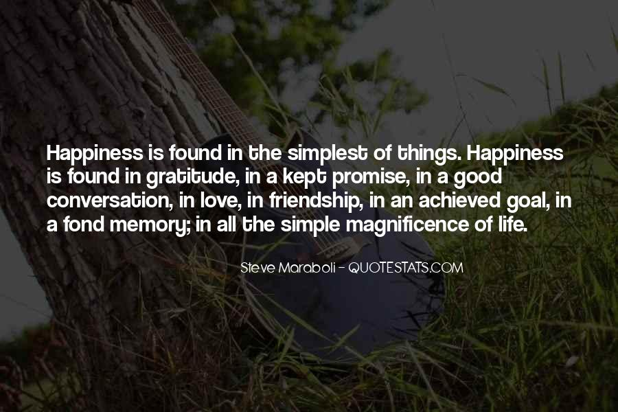 Love The Simple Life Quotes #1443053