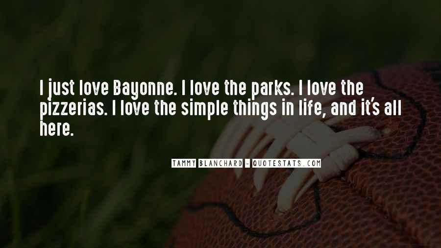 Love The Simple Life Quotes #150201