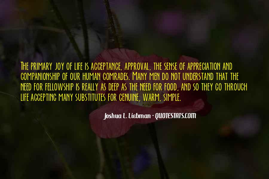 Love The Simple Life Quotes #1530198