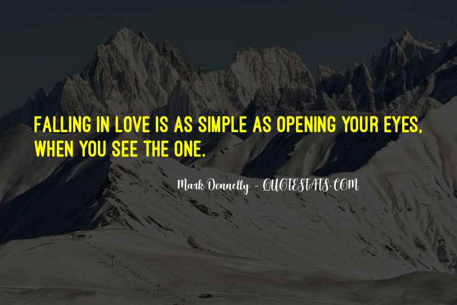 Love The Simple Life Quotes #1541342