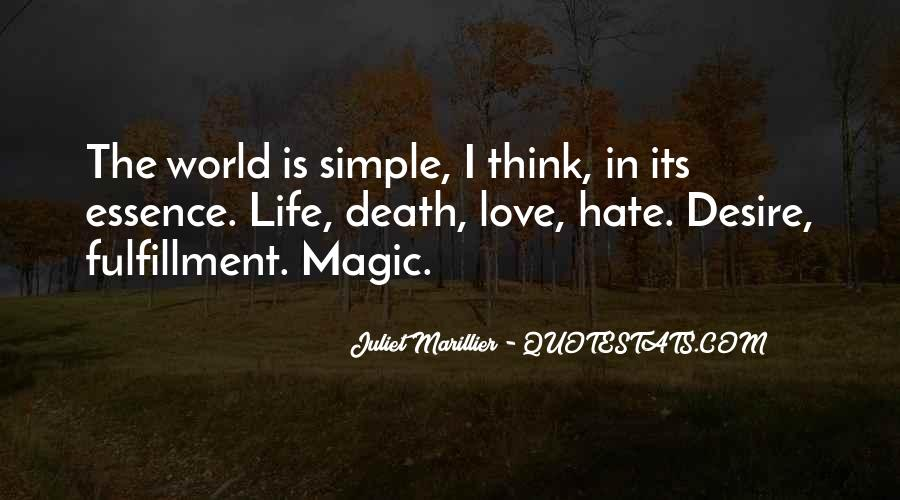 Love The Simple Life Quotes #157071
