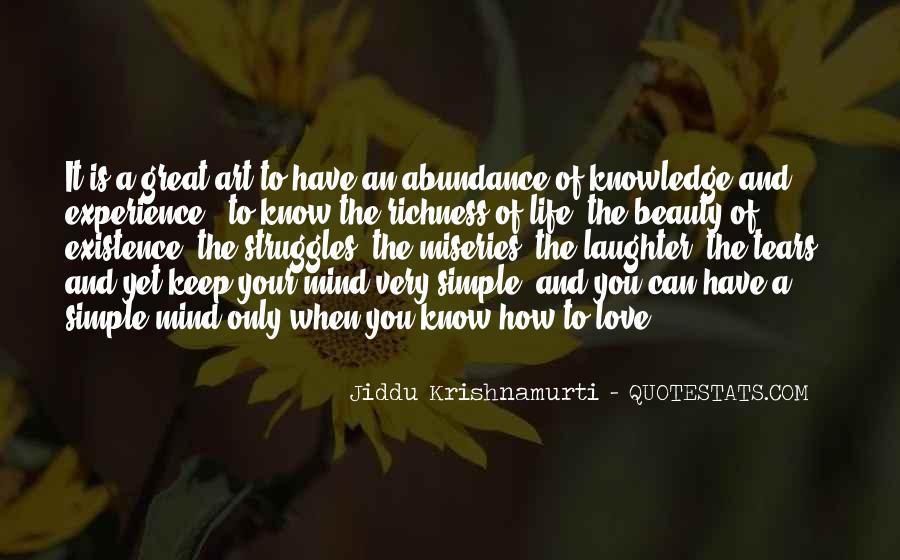 Love The Simple Life Quotes #1607607