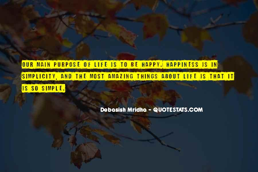 Love The Simple Life Quotes #1765334