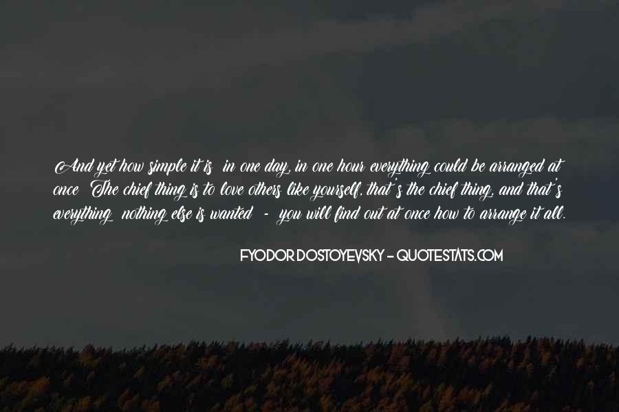 Love The Simple Life Quotes #34001